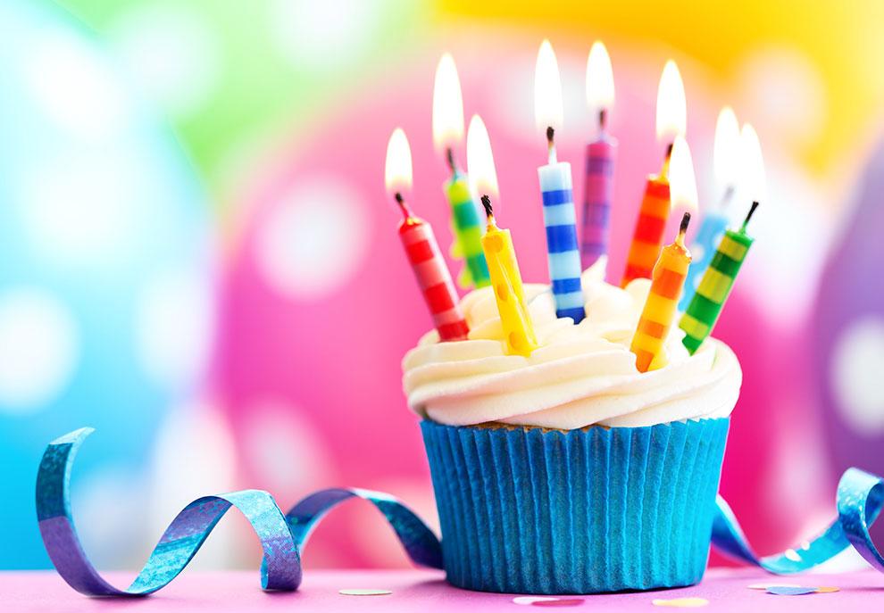 Brilliant Birthdays!