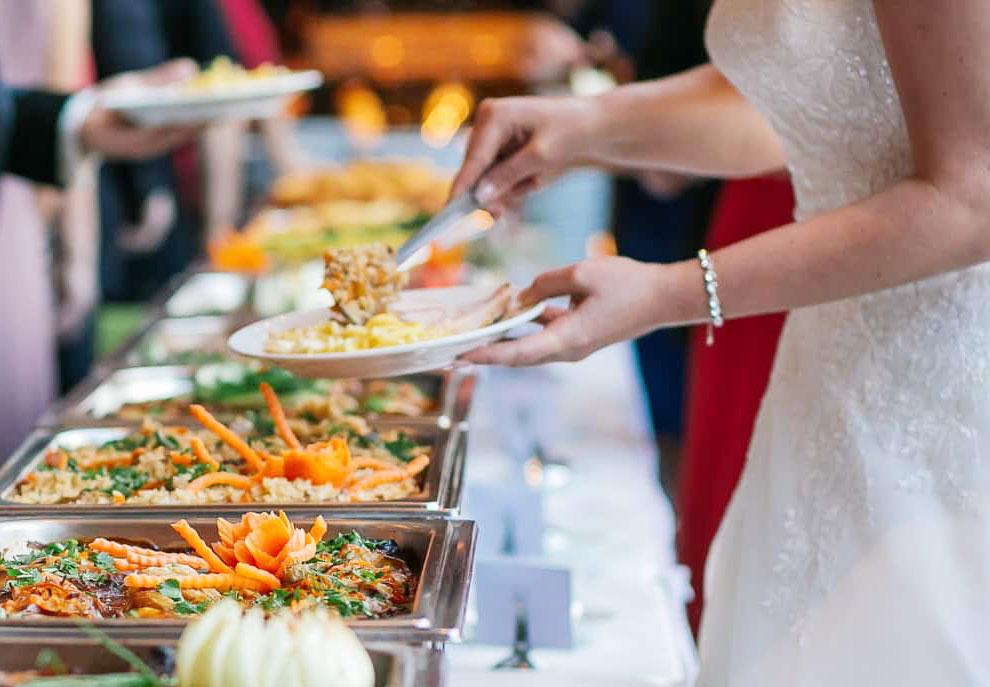 Wonderful Wedding catering