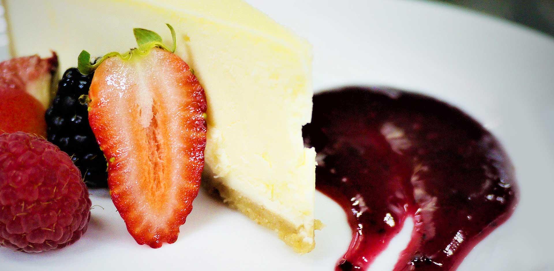 Delightfully indulgent Desserts