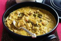 Malaysian creamy Coconut Curry