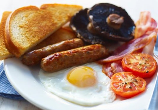 All of your favourite breakfast classics