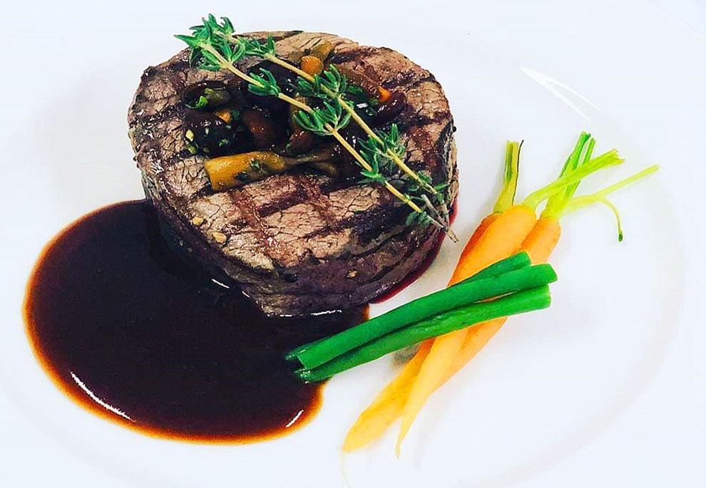 Steak Red Wine